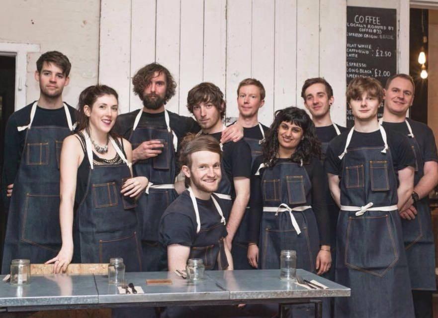 Chefs at Silo Brighton