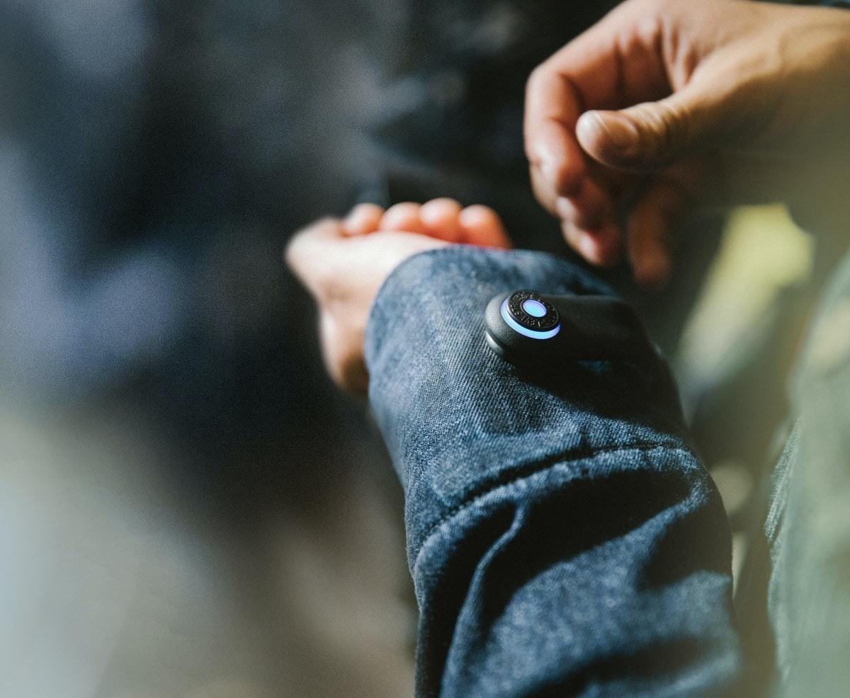 Jacquard Jacket Google Levis Ideo 1
