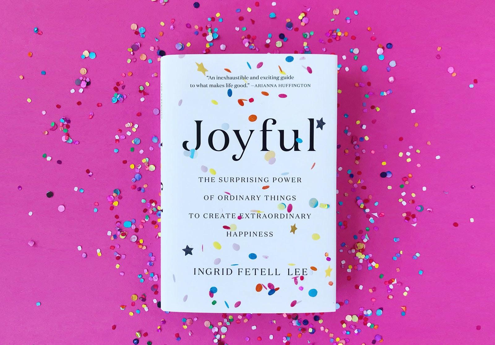 Joyful Book Cover