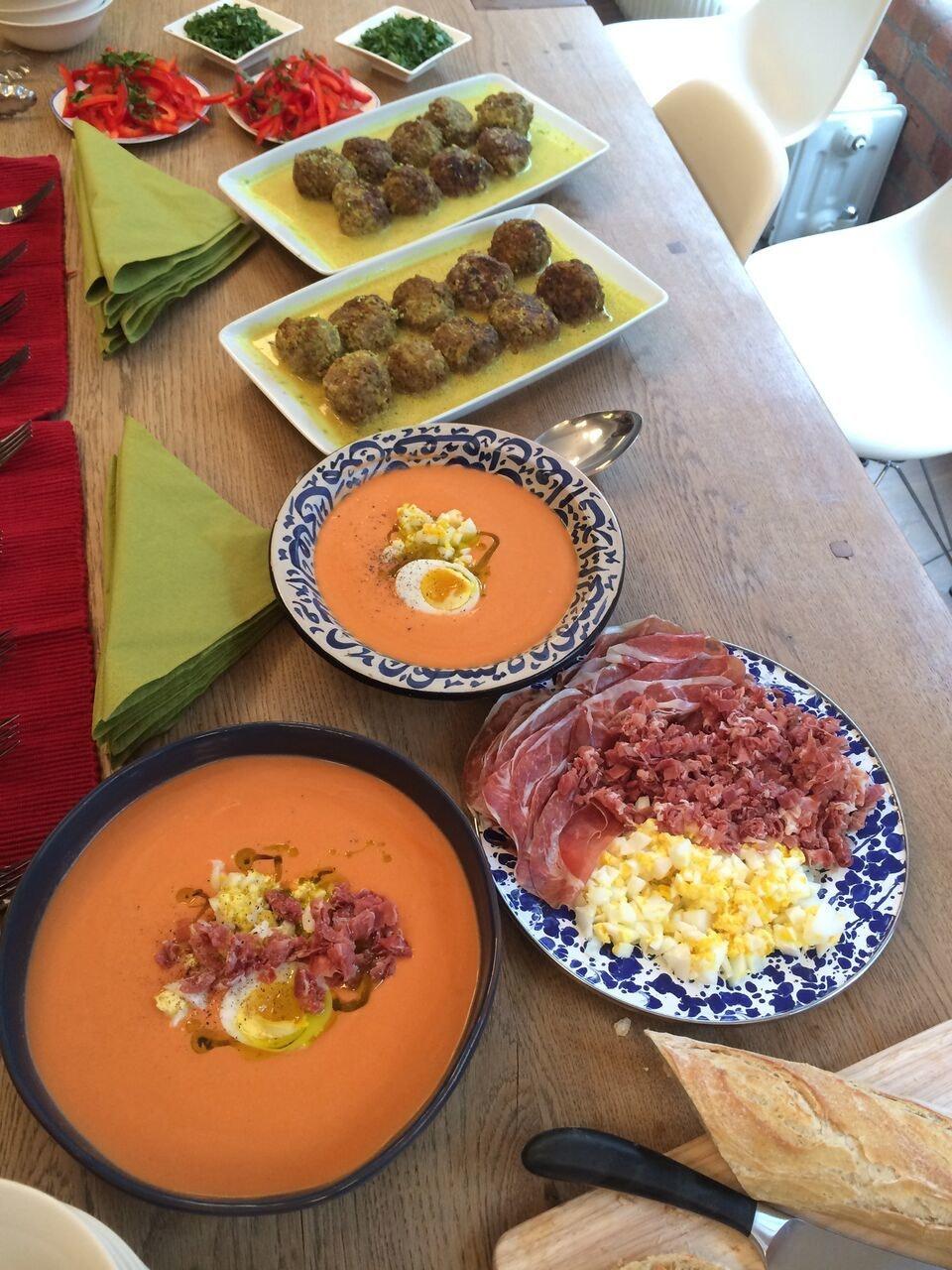 Kitchen Creative meals