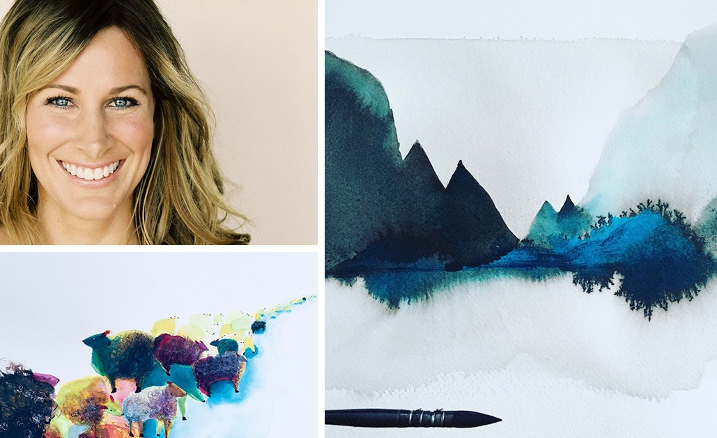 Creative Crush Cindy Derby Portrait