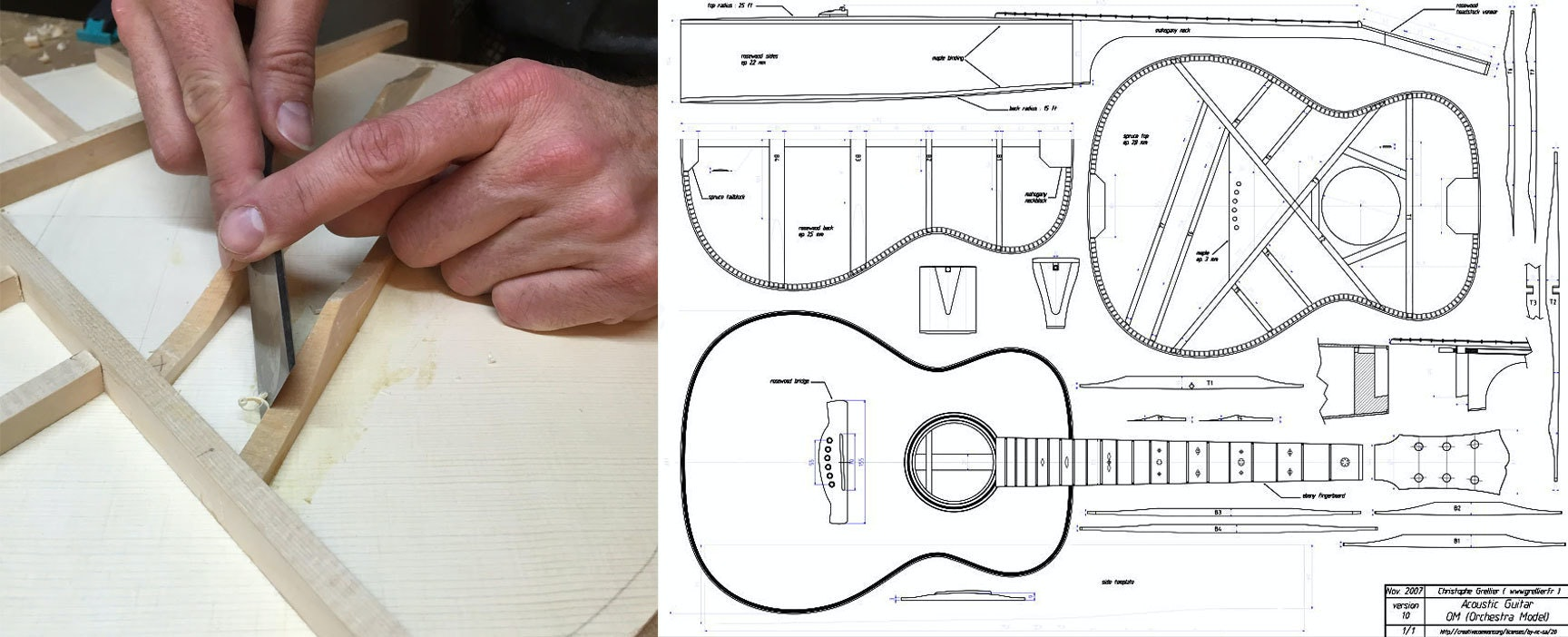 Leif Guitar Plan