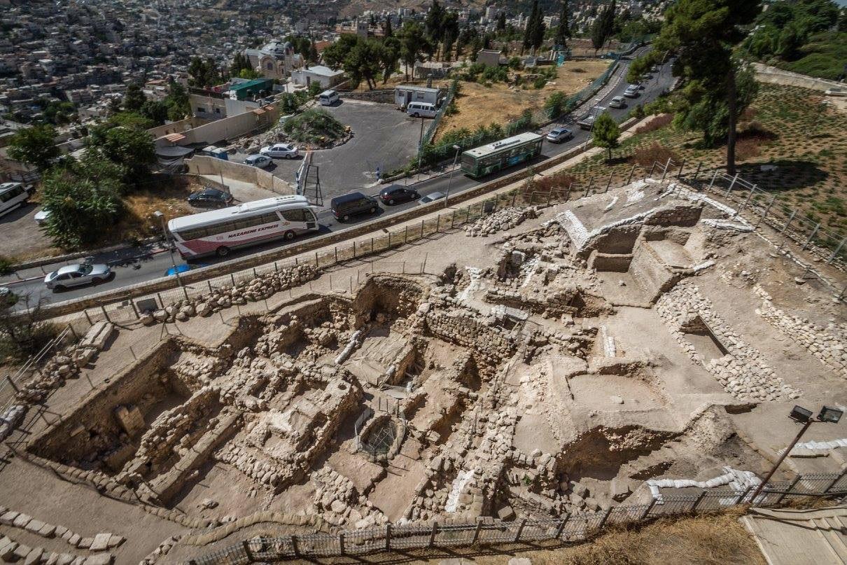 Mt Zion Archeology Heather Ross Site
