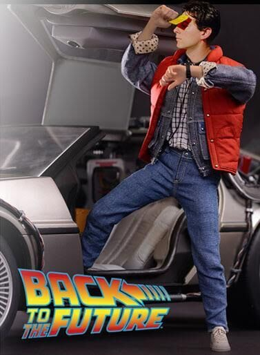 Photoshop battle - back to the future
