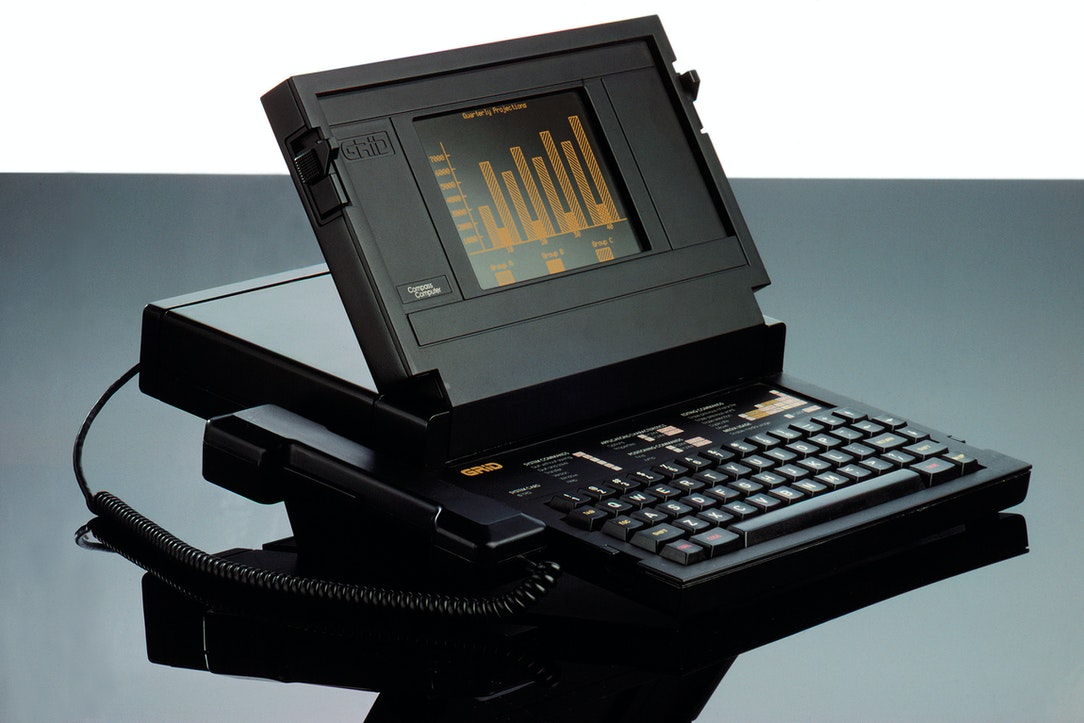 What Did The First Laptop Look Like