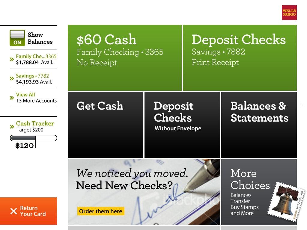 An ATM Designed for You | ideo com