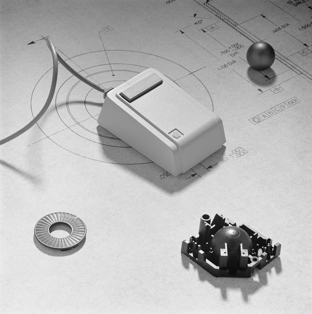 Creating the First Usable Mouse | ideo com
