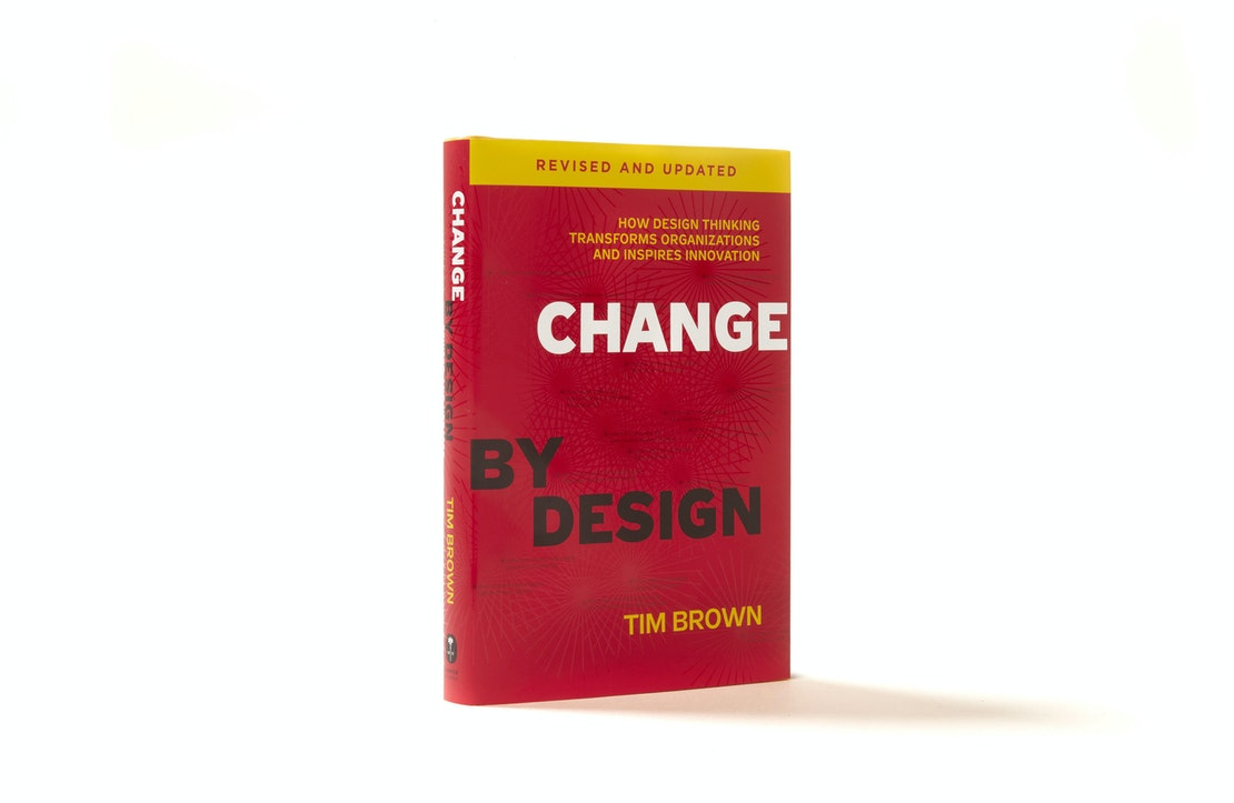 Change By Design | ideo com
