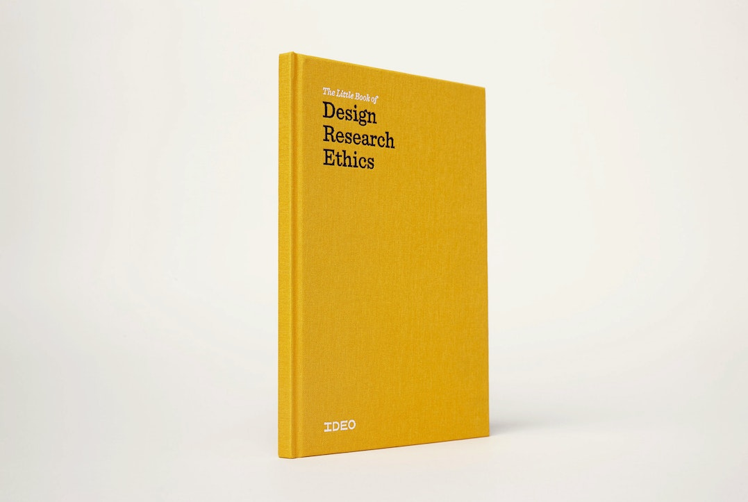 Admirable The Little Book Of Design Research Ethics Ideo Com Home Remodeling Inspirations Gresiscottssportslandcom