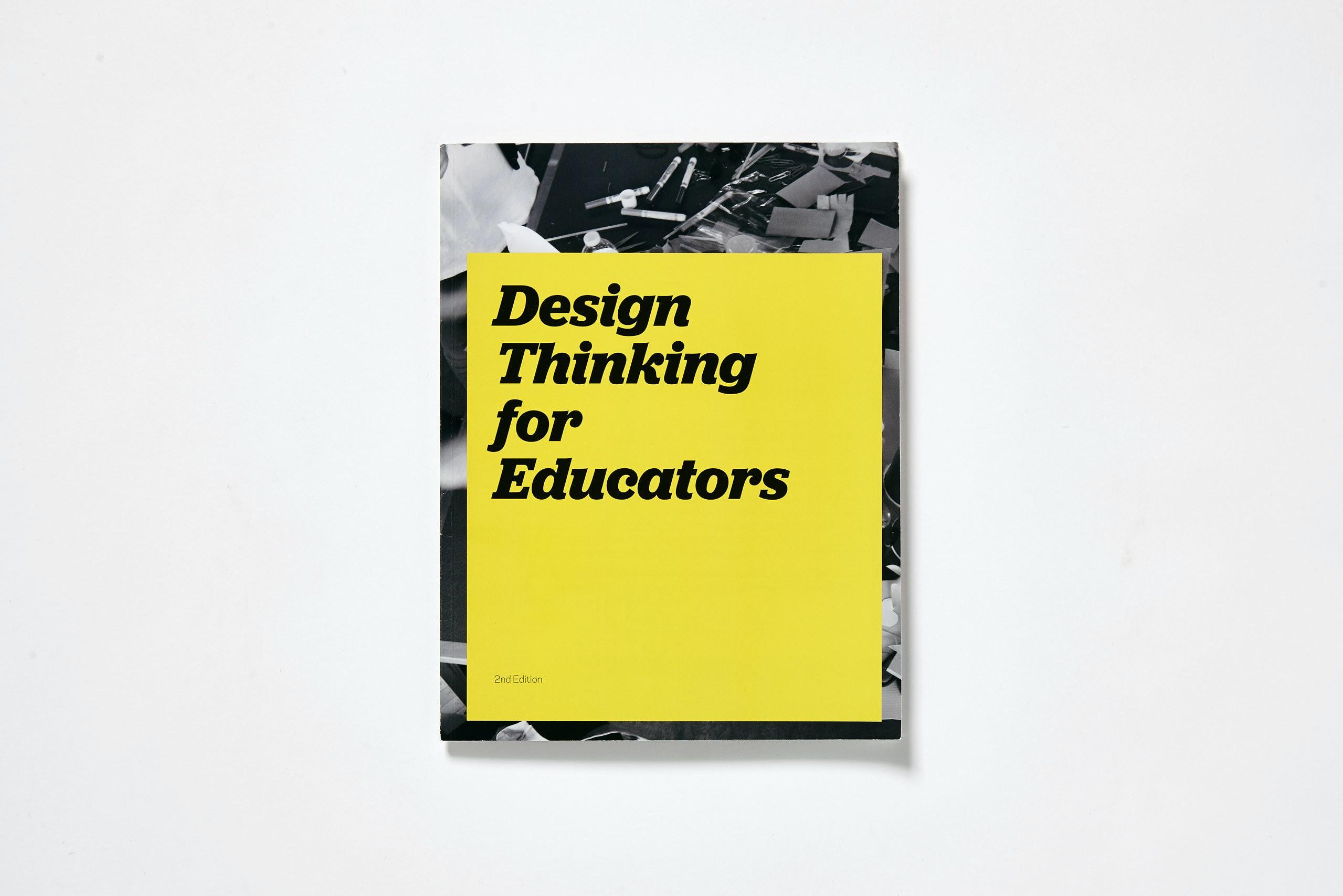 Ideo Books Design Thinking For Educators