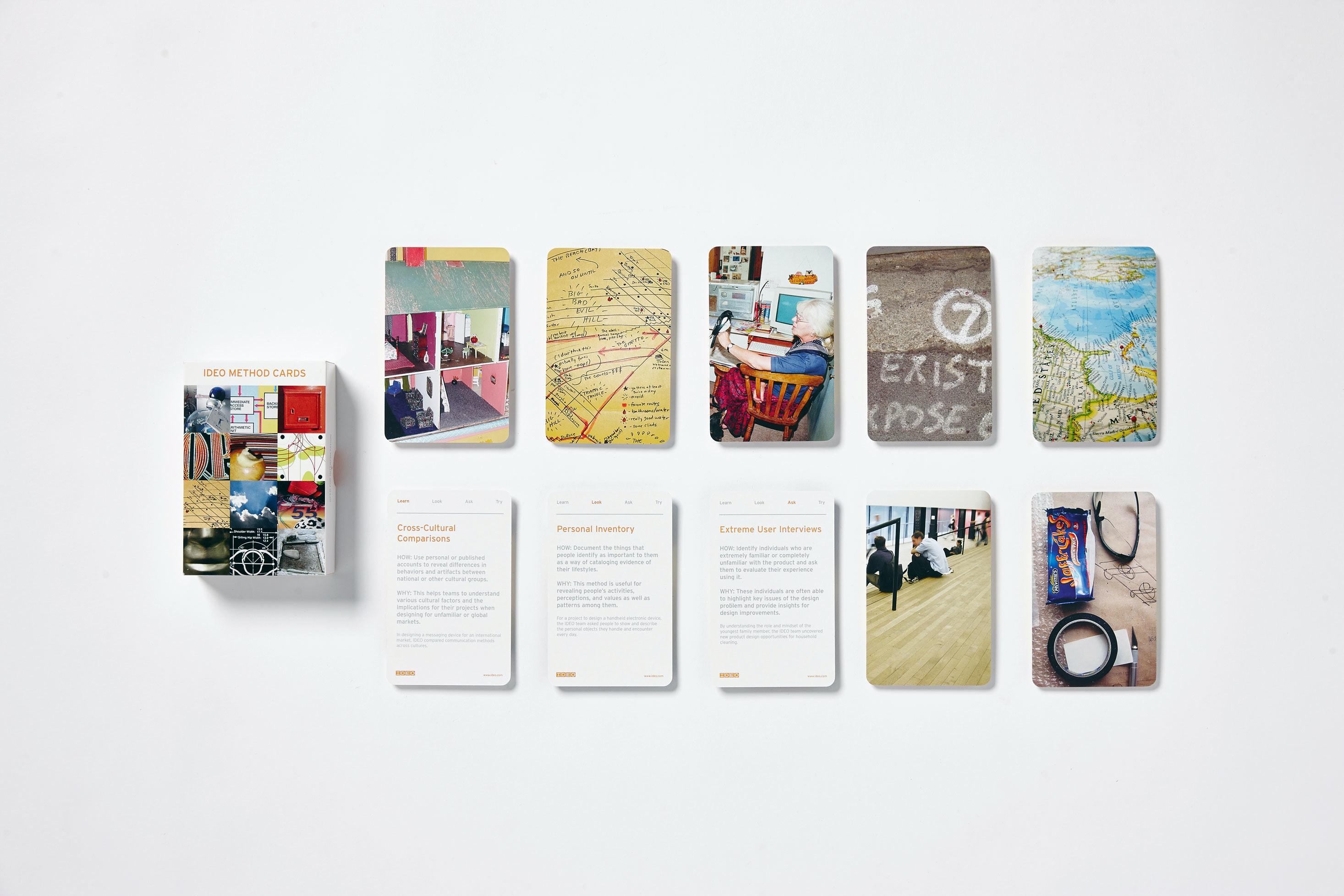 Cards ideo pdf method