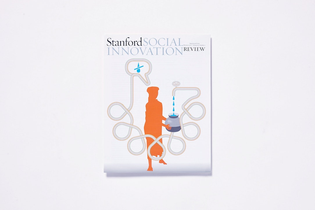 Design Thinking in Stanford Social Innovation Review | ideo com