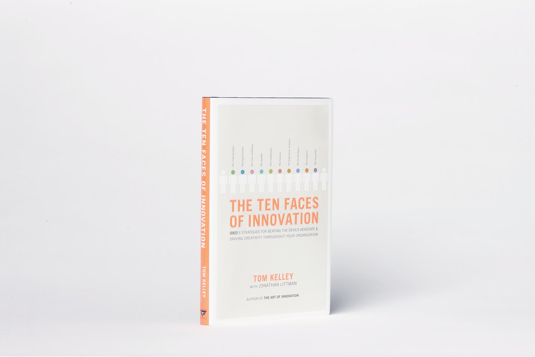 The Ten Faces of Innovation | ideo com